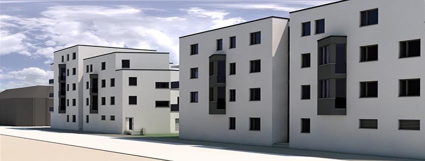 Weiße Stadt Oranienburg